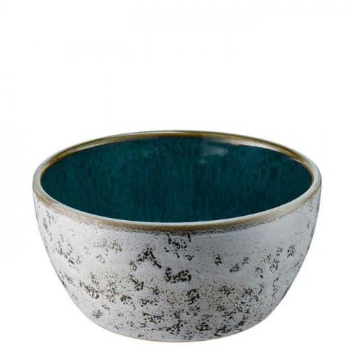 BITZ skål 12 x 6 cm, grå/grön