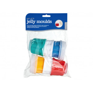 Kitchen Craft Jelly Moulds, geléformar