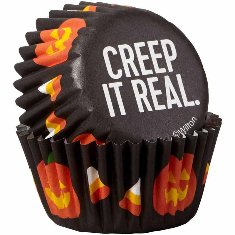 Minimuffinsform Creep It Real, 100 st - Wilton