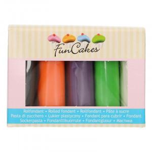 Sockerpasta Multipack Halloween - FunCakes