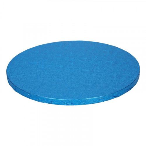 Blå tårtbricka 30,5 cm - FunCakes