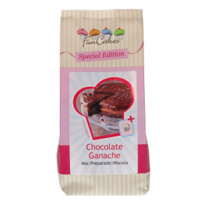 Chokladganache mix 400 g - FunCakes