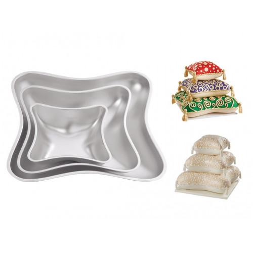 Bakform Pillow Pan Set - Wilton