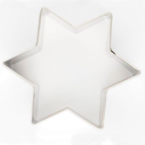 Pepparkaksform Stjärna 10 cm