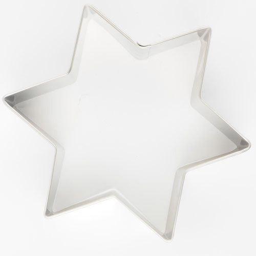Pepparkaksform Stjärna 9 cm