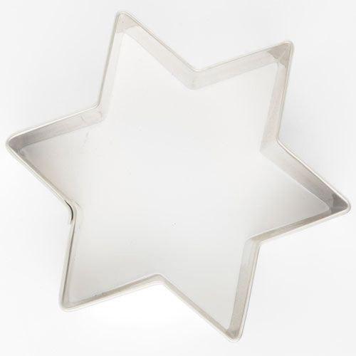Pepparkaksform Stjärna 8 cm