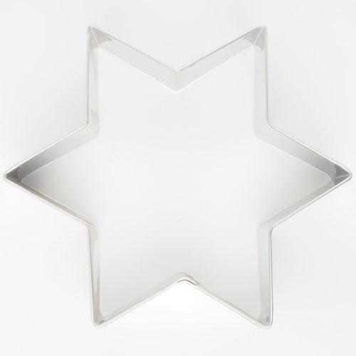Pepparkaksform Stjärna 7 cm