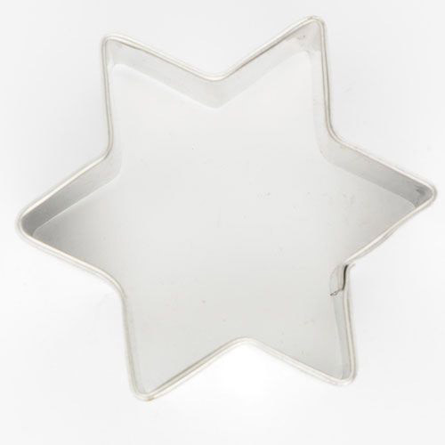 Pepparkaksform Stjärna 5 cm
