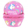 Muffinsform Unicorns - House of Marie