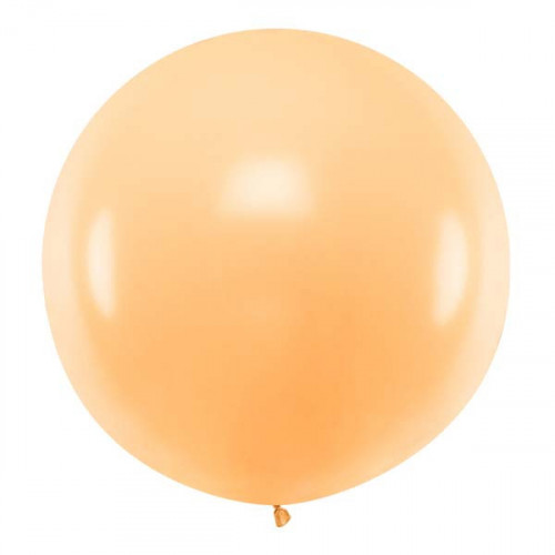 Jumboballong orange 1 m - PartyDeco