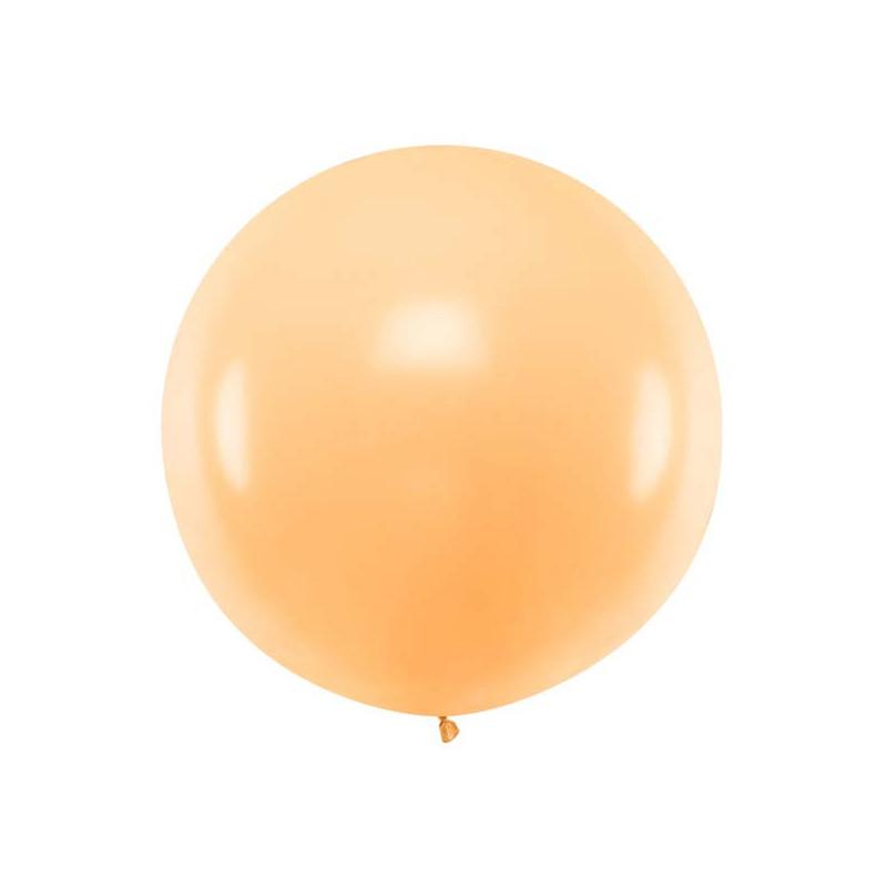 Jumboballong orange 1 m - PartyDeco