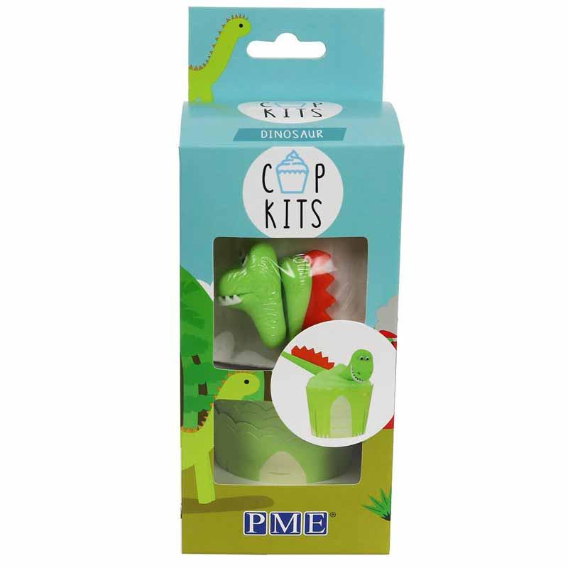 Cupcake kit Dinosaurie - PME