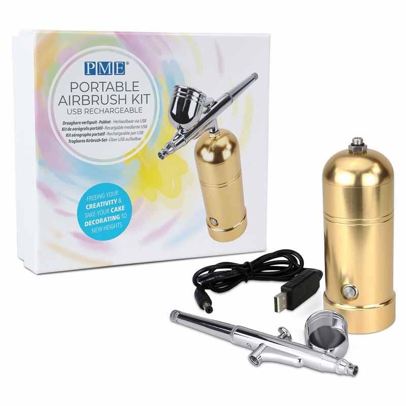 Trådlöst Airbrush kit - PME