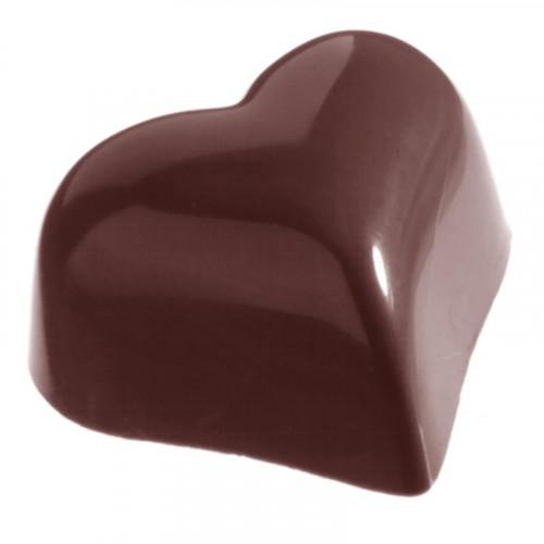 Chocolate World Pralinform Hjärta