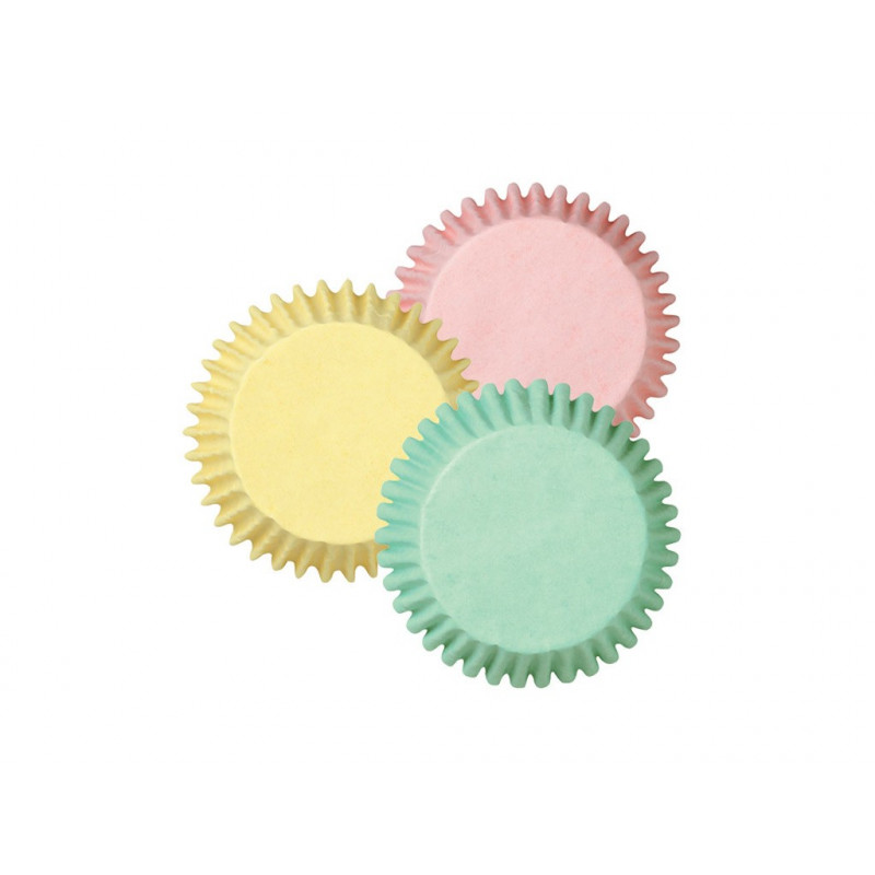 Muffinsform Assorted Pastel - Wilton