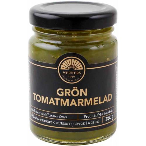 Grön marmelad 120 g - Werners Gourmetservice