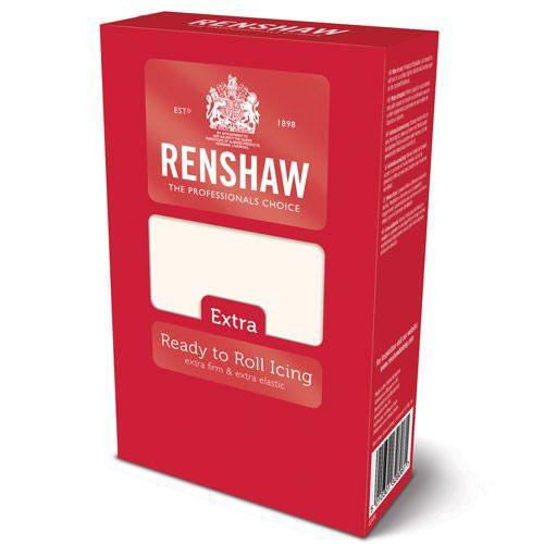 Renshaw Vit Sockerpasta 1 kg