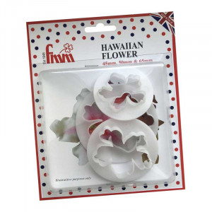 Utstickare Hawaiian Flower - FMM