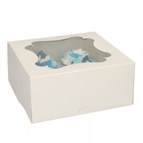 Små cupcake boxar 3-pack - FunCakes