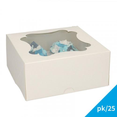 Små cupcake boxar 25-pack - FunCakes