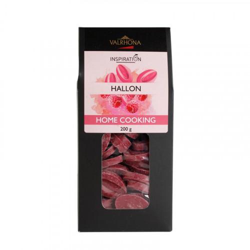 Valrhona Inspiration Hallon 200 g