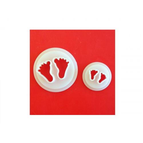 Utstickare Baby Feet - FMM