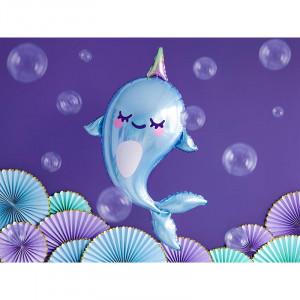 Folieballong Narval - PartyDeco