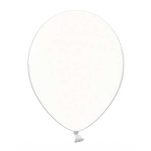Ballonger Crystal Clear 100-pack - PartyDeco