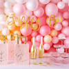 Bubbly Bar girlang i guld - PartyDeco