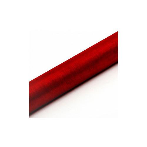 Organza, Röd - PartyDeco