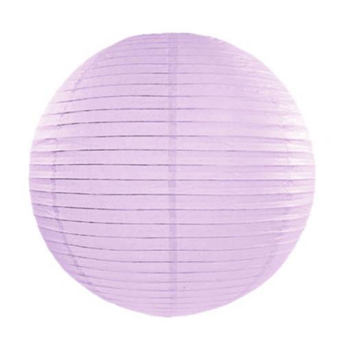 Lanterna, lavender 20cm - PartyDeco