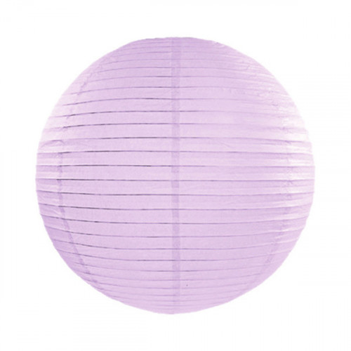Lanterna lavendel Ø25 cm - PartyDeco