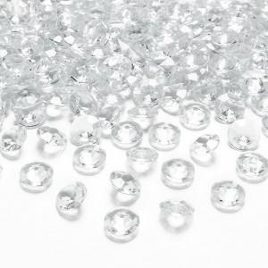 PartyDeco Bordsdekorationer Diamanter