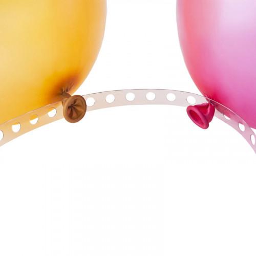 Ballonggirlang till Ballongbåge - PartyDeco