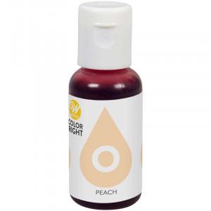 Wilton Color Right Livsmedelsfärg refill, Peach
