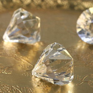 Diamanter 5-pack - PartyDeco
