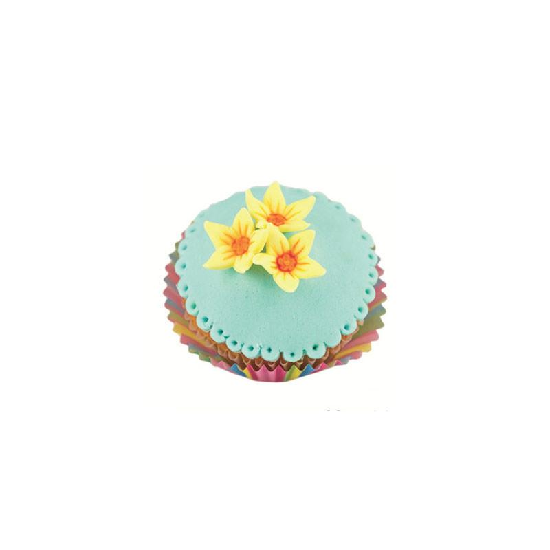 Silikonform Star Flower - Silikomart