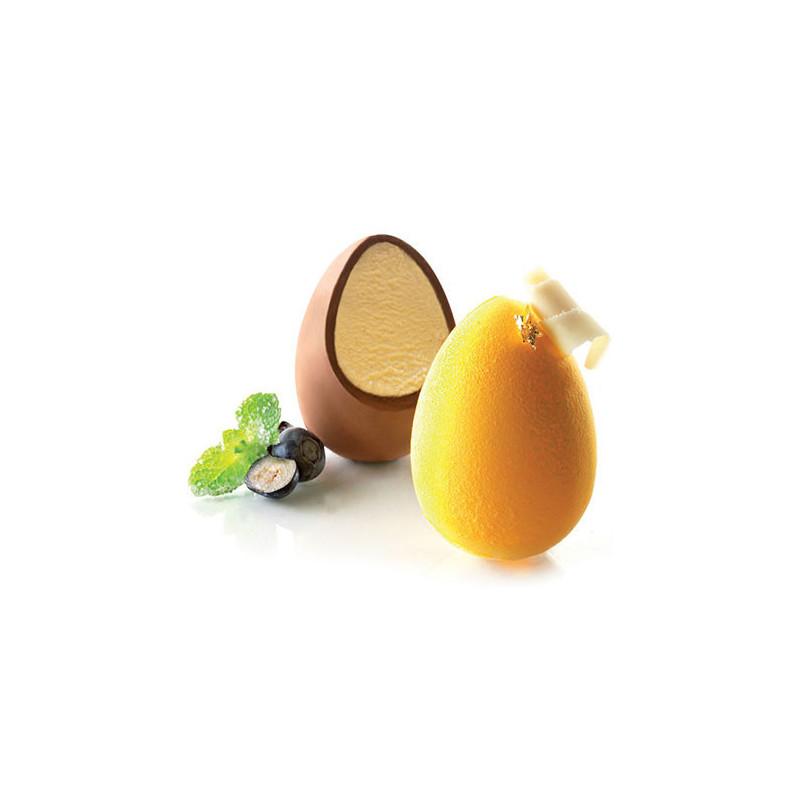 Silikonform Ägg - Silikomart