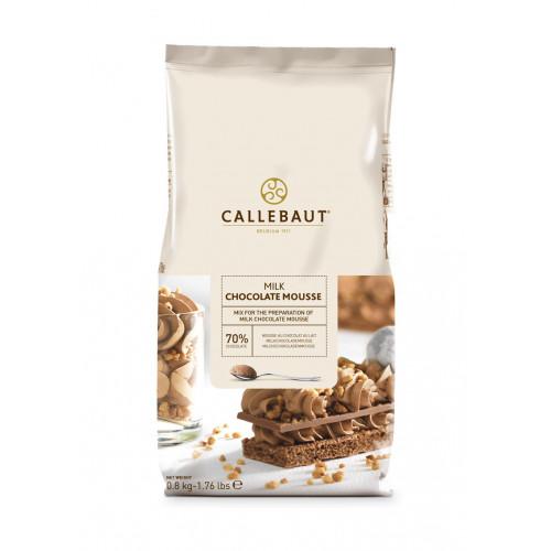 Callebaut Mjölkchokladmousse, Mix