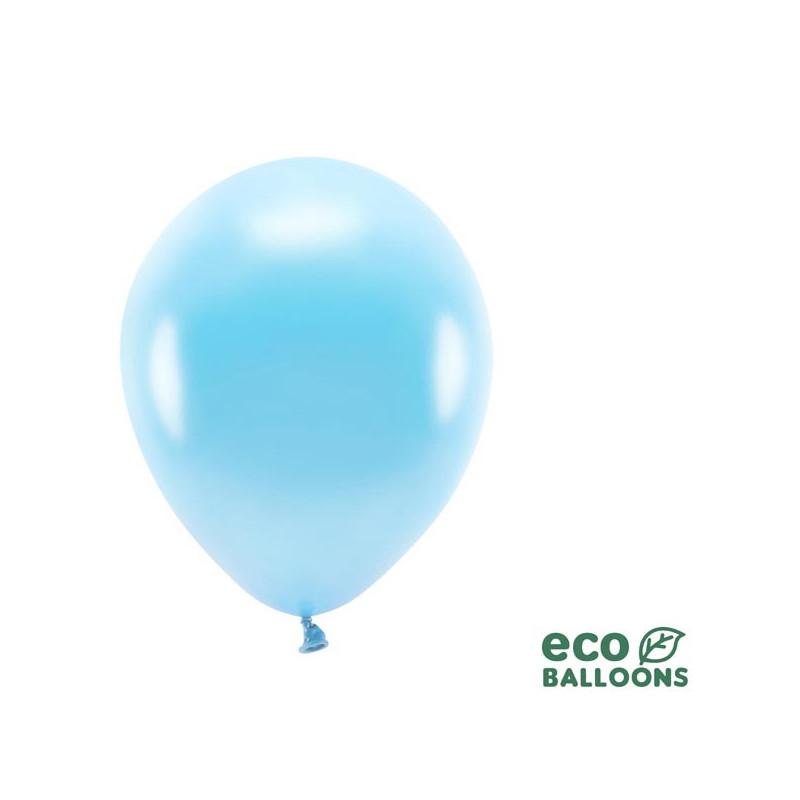 Ekologiska ballonger, ljusblå