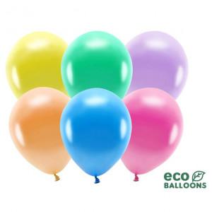 Ekologiska Ballonger, Metallic Mix