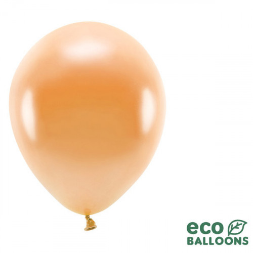 Ekologiska ballonger, orange