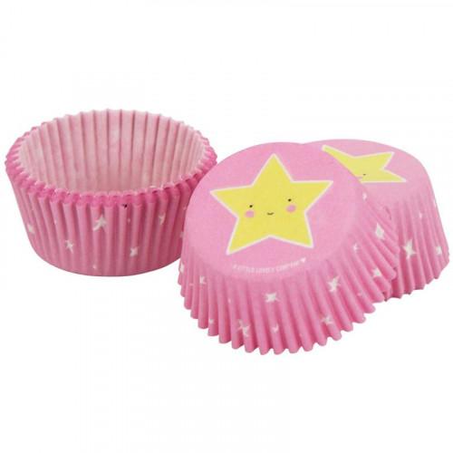 Muffinsform Stjärna 50 st
