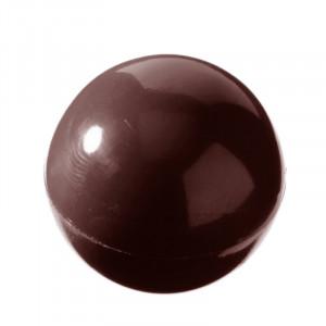 Chocolate World Pralinform Halvklot 2 cm