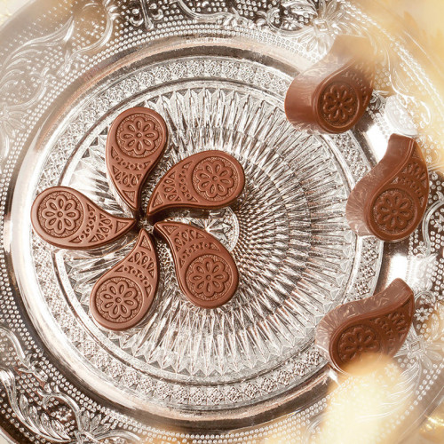Chocolate World Pralinform Sherazade Droppe