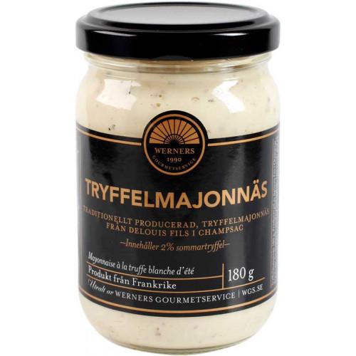 Tryffelmajonnäs - Werners Gourmetservice