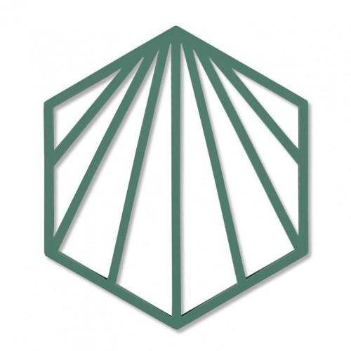 Grytunderlägg Shell, Emerald - Zone