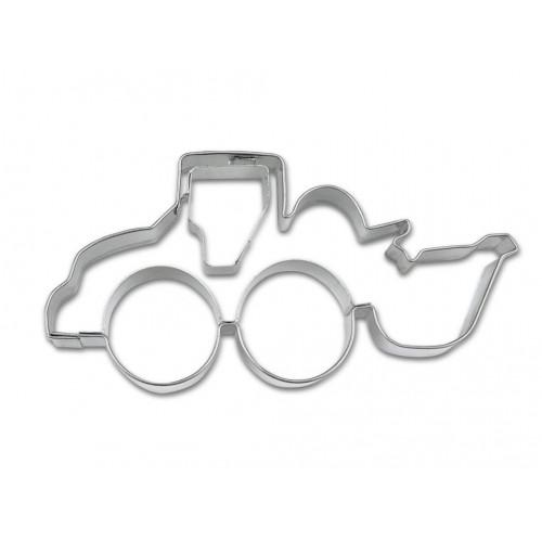 Utstickare Hjullastare 10 cm - Städter