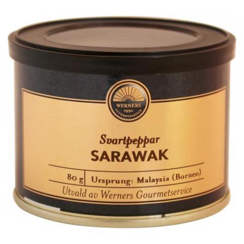 Sarawak svartpeppar 80 g
