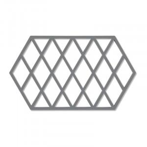 Grytunderlägg Harlequin, Cool Grey - Zone